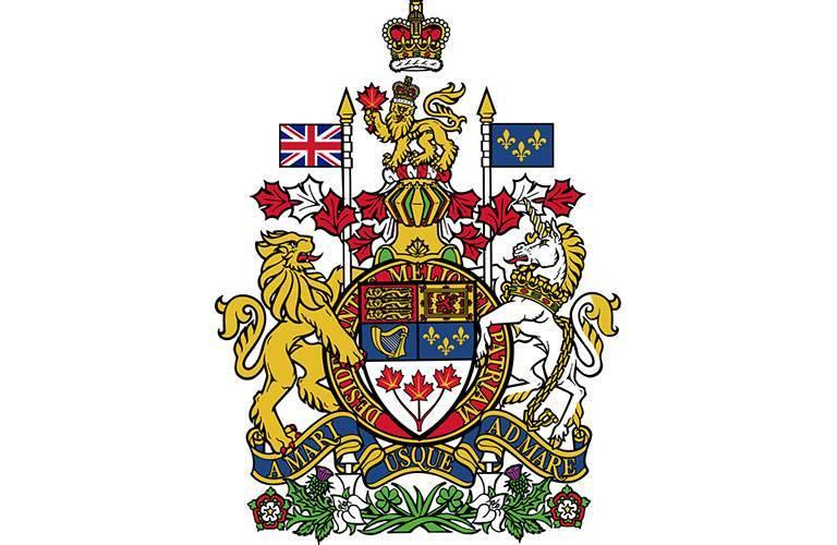 Зверь символ канады