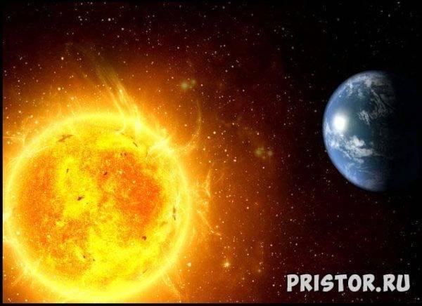 Какая температура на солнце по цельсию