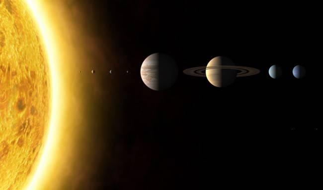 Сообщение о планетах