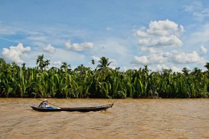Какая река самая полноводная на земле