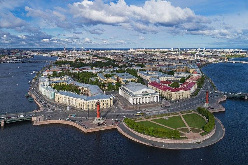 Острова в россии названия