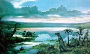 Животный мир юрского периода