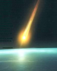 Падение астероида 65 млн лет назад