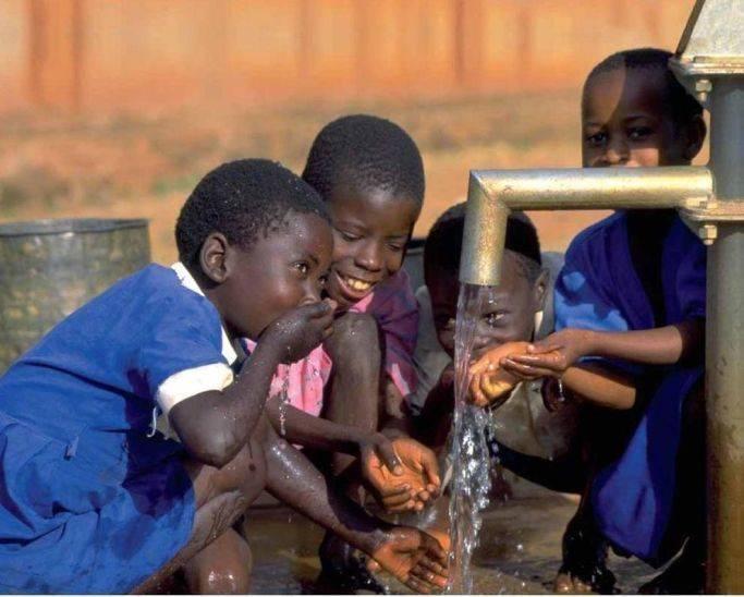 Где больше всего пресной воды на земле