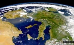 Назовите основные климатические пояса земли