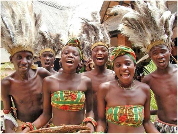 Площа африки