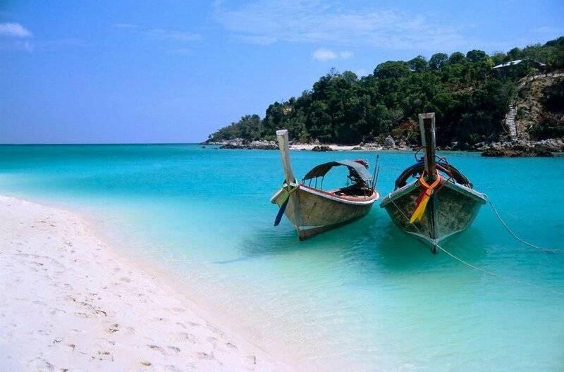 Острова и полуострова африки