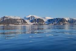 Береговая линия карского моря