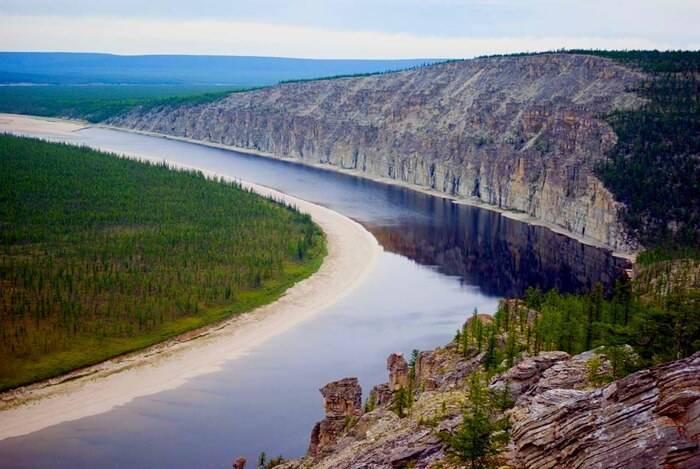Самые красивые реки россии
