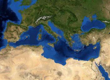 Характеристика средиземного моря