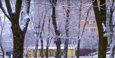 Прийшла зима