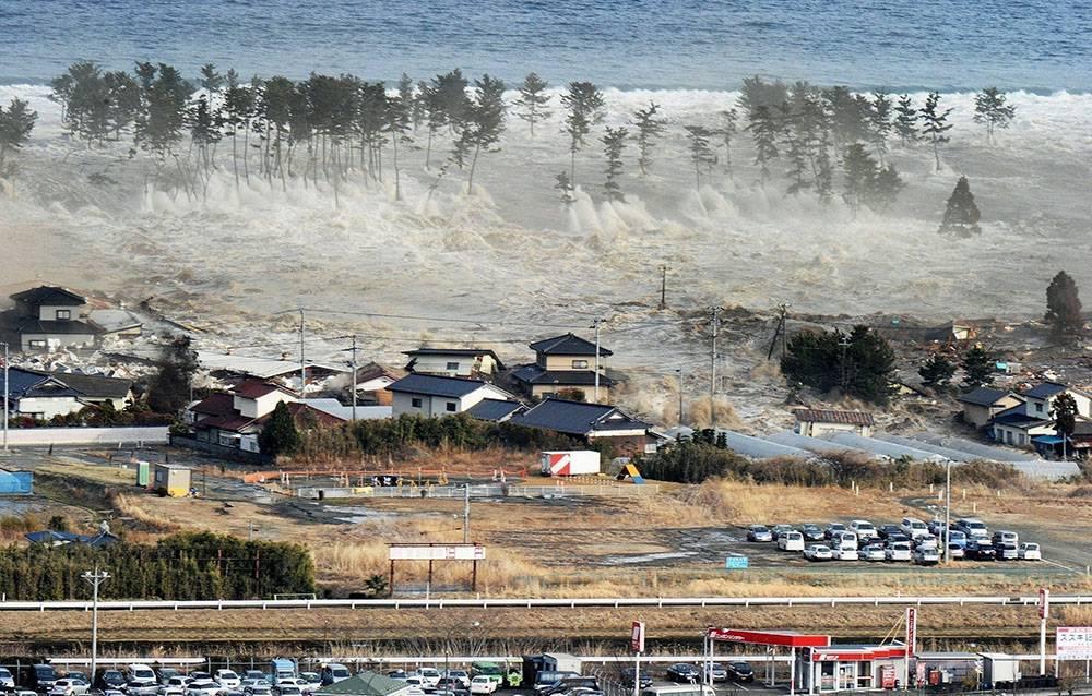 Катастрофа цунами