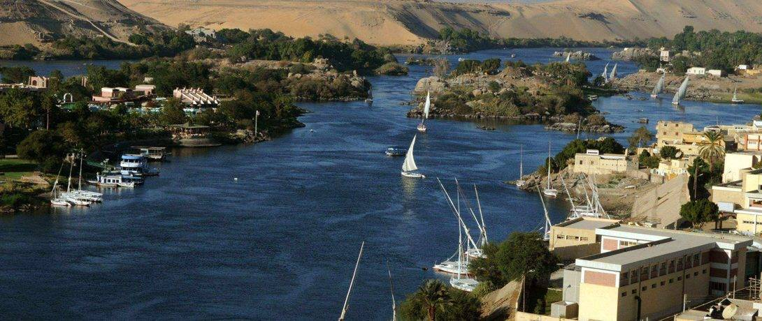 Самая длинная река планеты