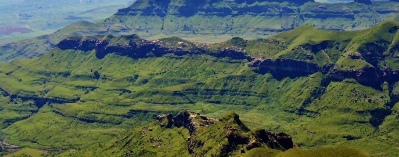 Горы на севере африки