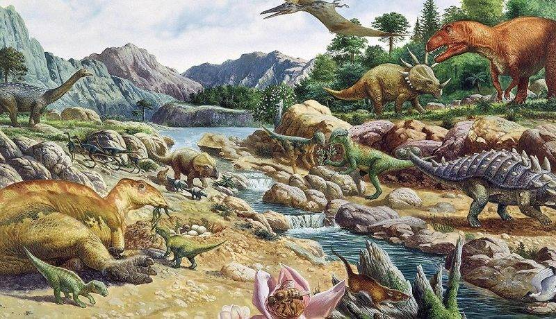 Периоды палеозойской эры по порядку
