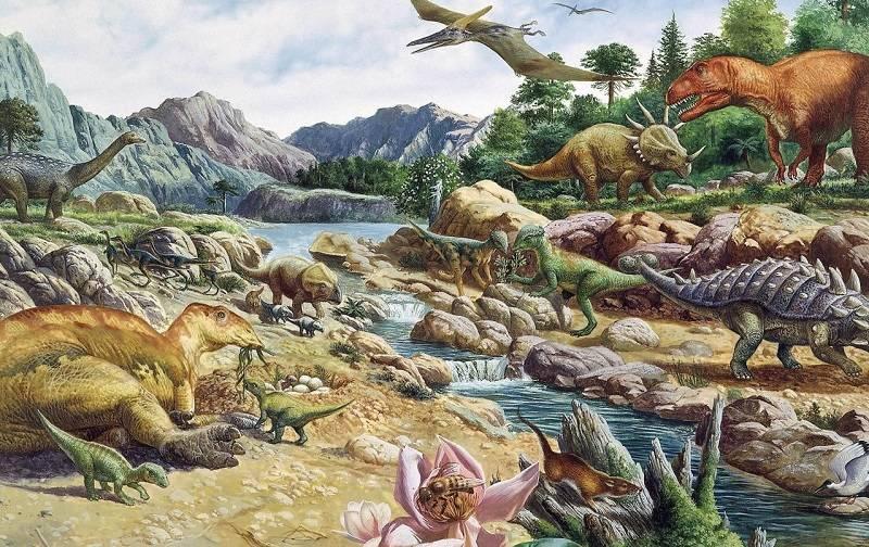 Первый геологический
