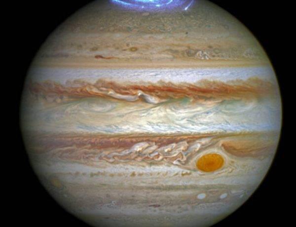 Как называется самая большая планета солнечной системы