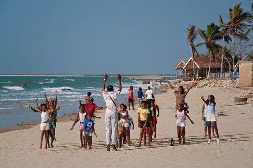 Какой большой остров африки