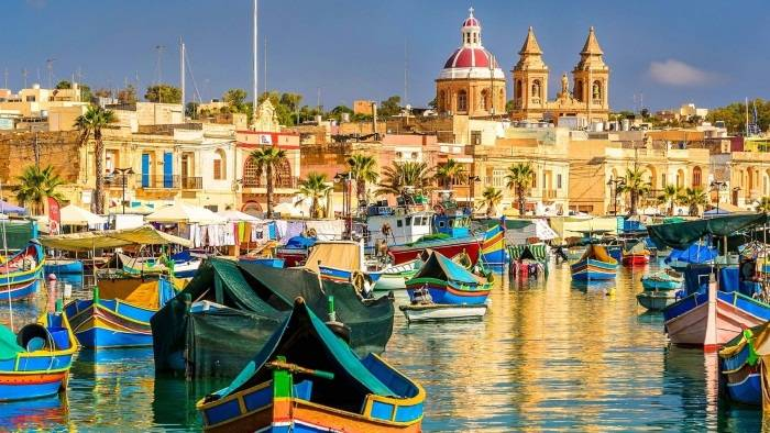 Страны средиземноморского региона