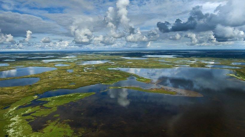 Сибирский полуостров