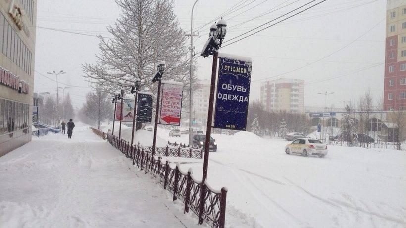 Самая холодная часть россии