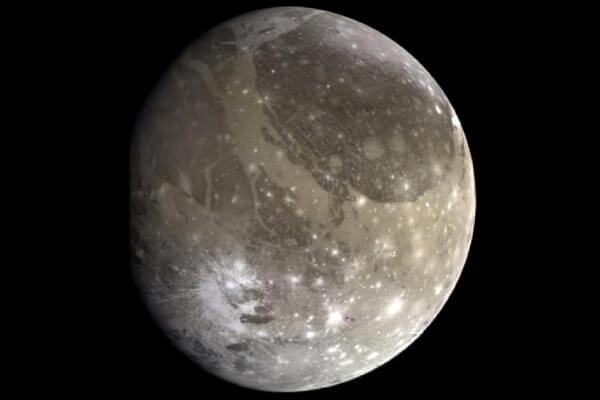 У какой планеты два спутника