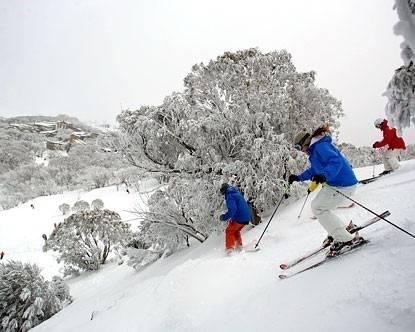 Есть ли зима в австралии