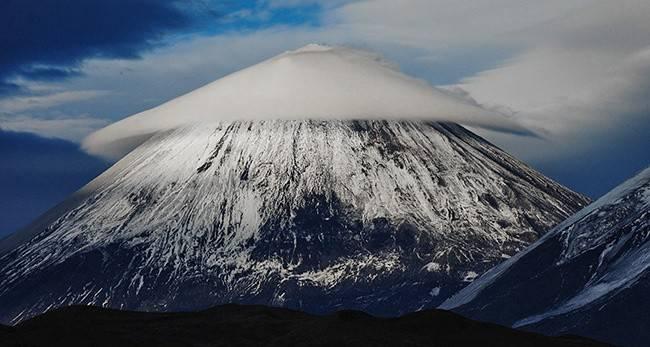 Вулканы россии фото и названия