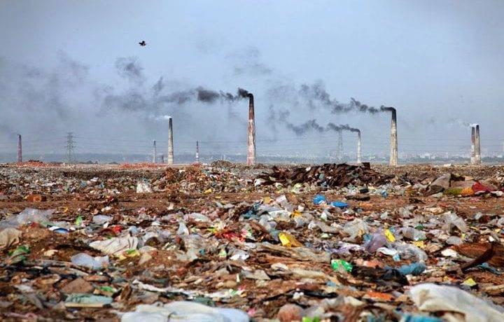 Не загрязняйте природу