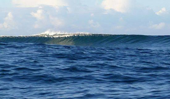 Цвет морской воды