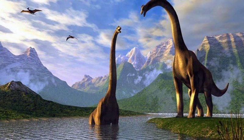 Эпохи динозавров