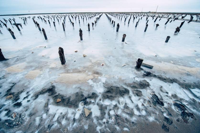 Необычные озера россии