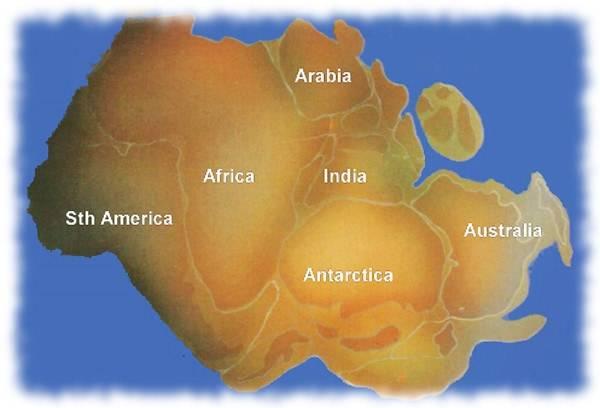 Австралийский континент