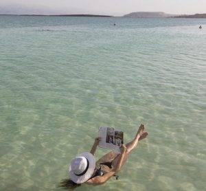 Почему называют мертвое море