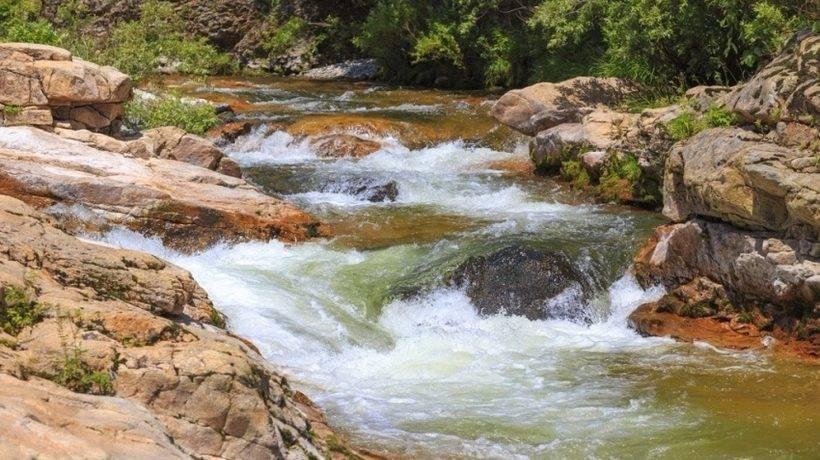 Части реки схема 4 класс