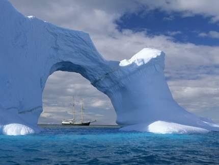 Фото ледника