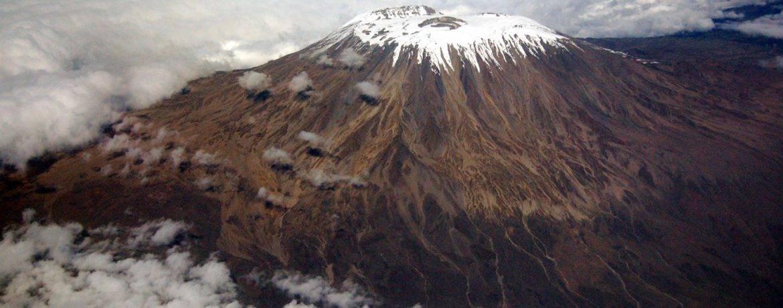 Найвищий хребет африки