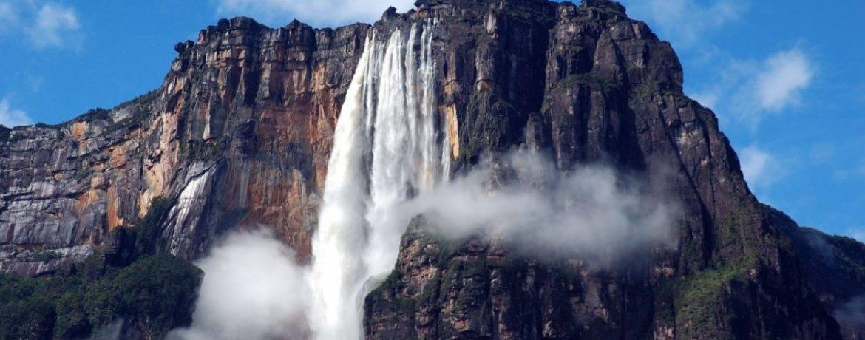 Самый большой водопад на земле