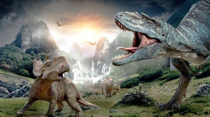 Історія динозаврів