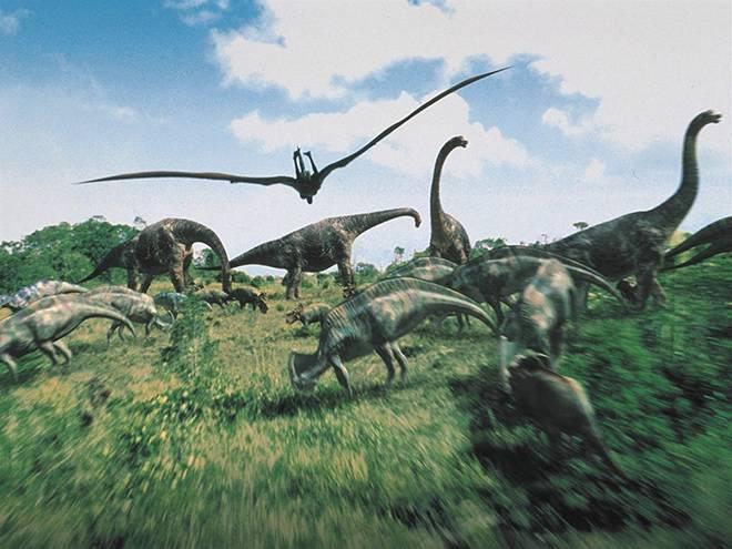 Истории про динозавров для детей
